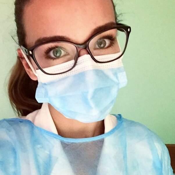 Miss France 2013 est actuellement en 5eme année de médecine à Lyon et envisage de devenir gynécologue.