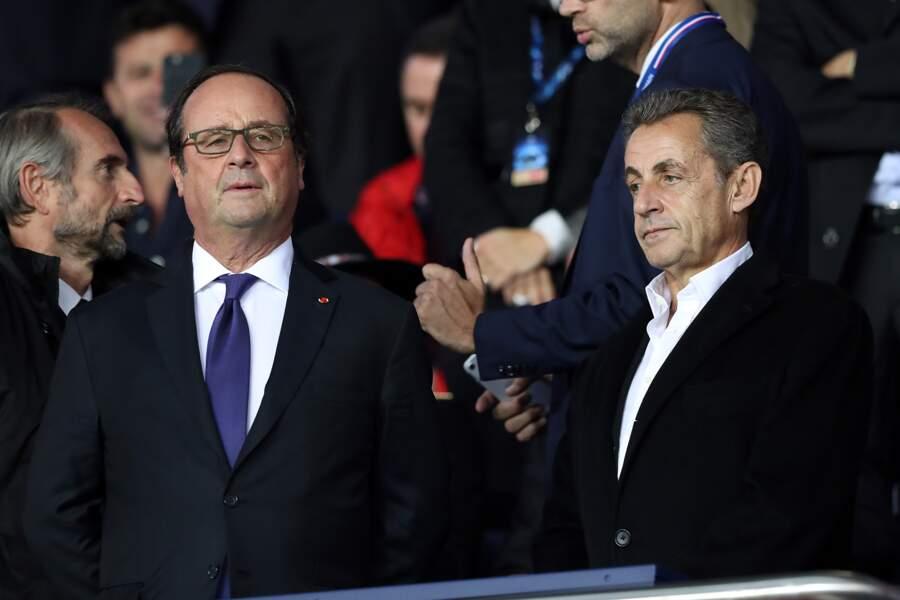 L'heure est grave pour François Hollande et Nicolas Sarkozy