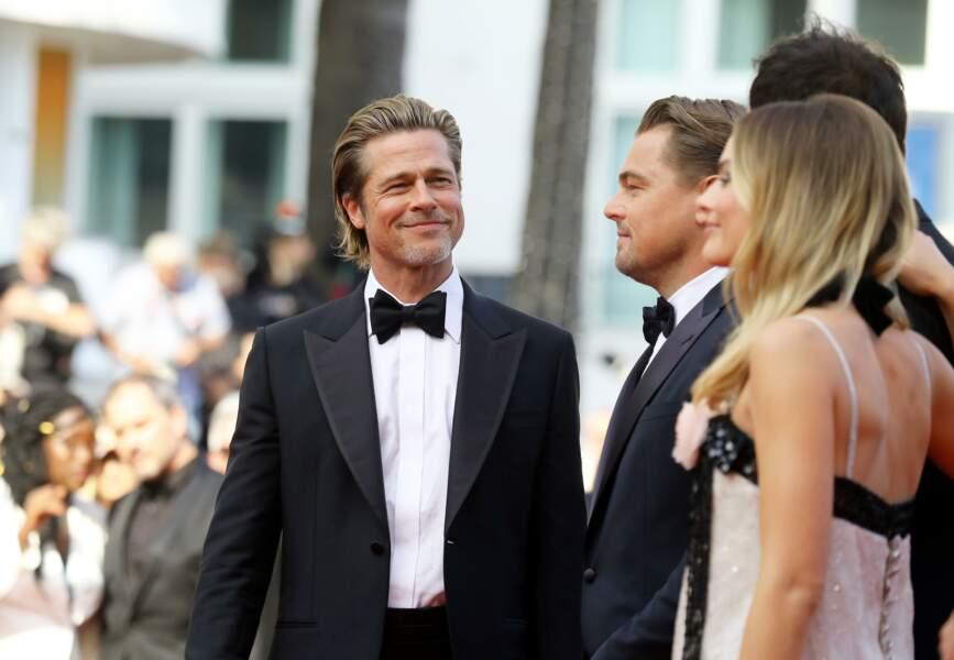 La Croisette sous le charme de Brad Pitt et Leonardo Dicaprio,pour la première du film de Quentin Tarantino