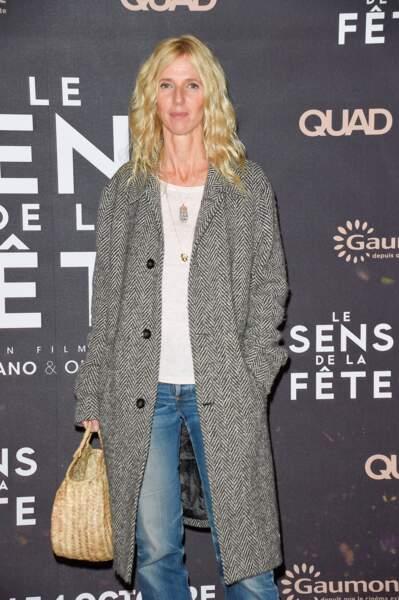 Sandrine Kiberlain et Vincent Lindon se sont ensuite séparés en 2003