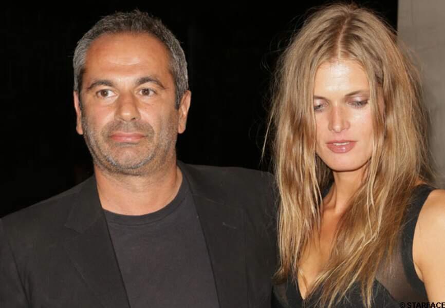 Jean-Yves Le Fur et une amie