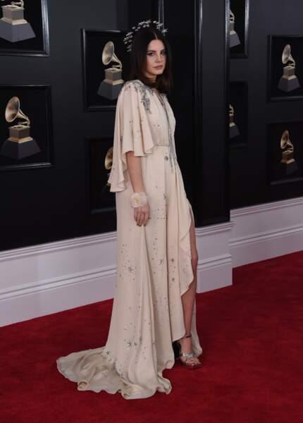 Lana Del Rey à la 60ème soirée annuelle des Grammy Awards