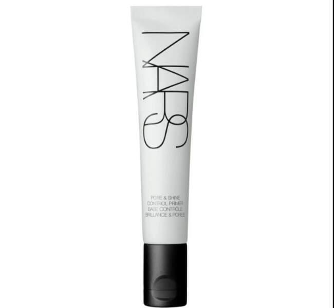 Base contrôle brillance et pores, Nars, 39€