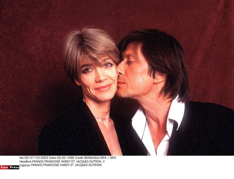 1988: Françoise annonce l'arrêt de sa carrière, Jacques est le premier à ne pas y croire !