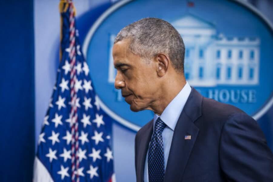 Conférence de presse de Barack Obama après la fusillade terroriste à Orlando