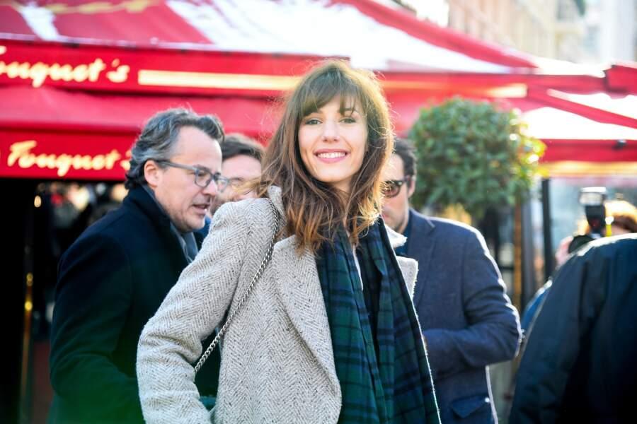 Doria Tillier est nommée pour le César de la meilleure actrice pour Monsieur & Madame Adelman