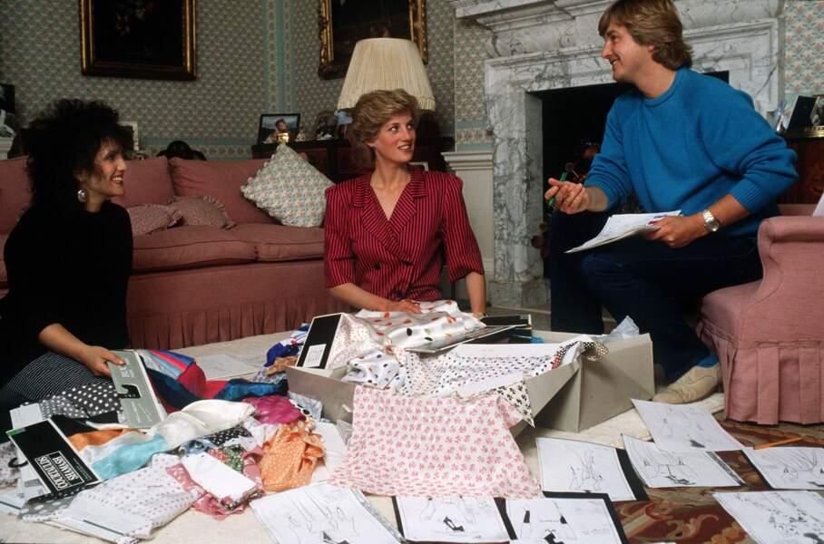 Attachée à l'endroit, Diana obtient de continuer à y vivre après sa séparation d'avec Charles, en 1992