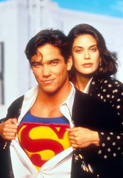 Clark et Loïs dans Loïs et Clark