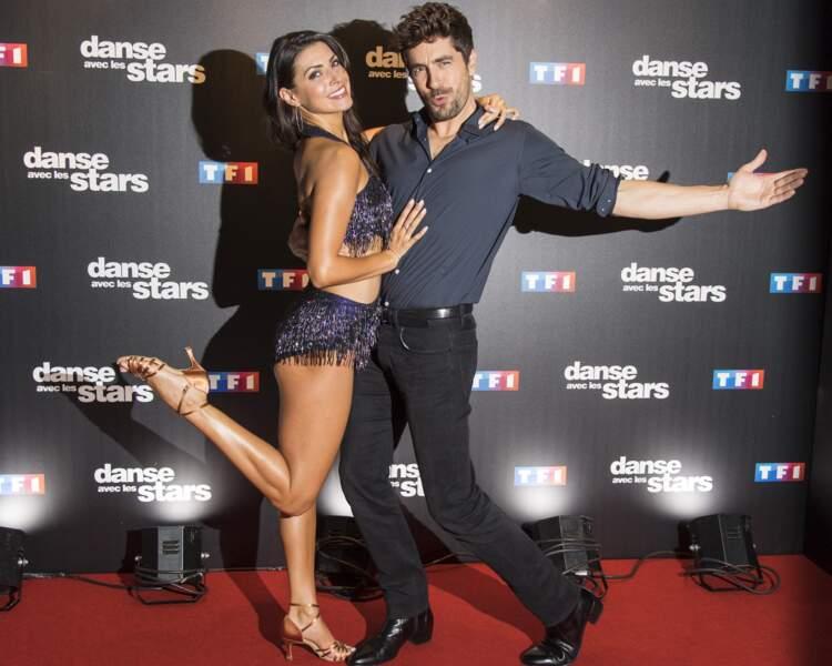 """Agustin Galiana, gagnant de la saison 8 de """"Danse avec les Stars"""", en 2017"""