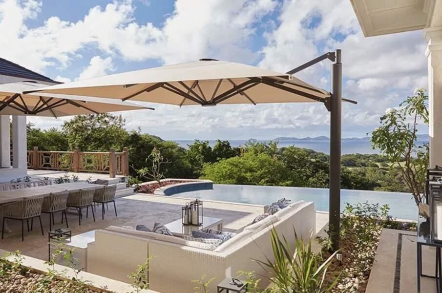 Le demeure de Kate Middleton et du prince William possède une superbe piscine
