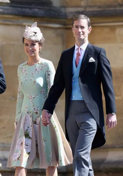 Pippa Middleton sera bientôt mère
