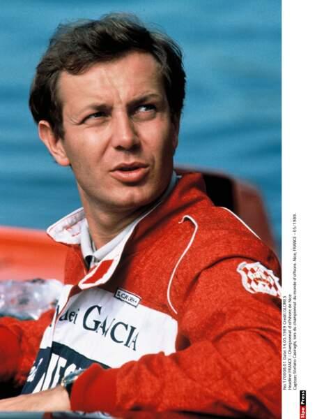 Stefano Casiraghi décède en 1990, à 30 ans,  dans un accident d'off shore lors d'une course au large du Cap Ferrat