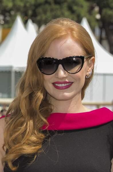 A 41 ans, Jessica Chastain est au top de sa carrière d'actrice.