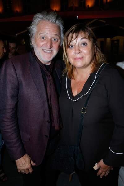 Gilbert Ozon et Michèle Bernier