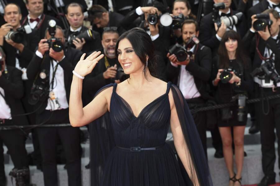 Nadine Labaki, la présidente du jury Un certain regard, était vêtue en Dior Haute Couture