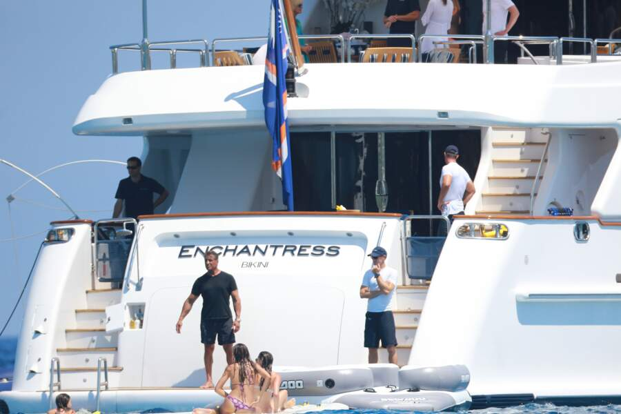 Un yacht aux proportions gigantesques
