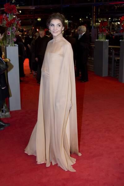 Clotilde Courau durant la cérémonie de cloture du 67em Festival international du film