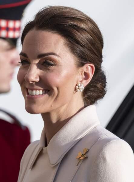 Kate Middleton a subtilement changé sa couleur de cheveux pour cacher ses cheveux blancs