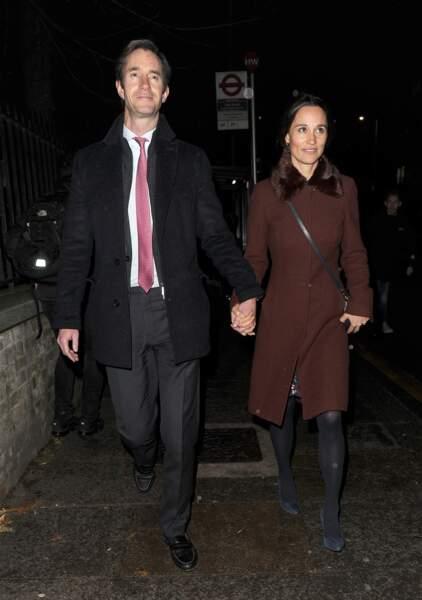 Mari de Pippa Middleton depuis mai 2017, James Matthews a fait fortune dans la gestion de patrimoine