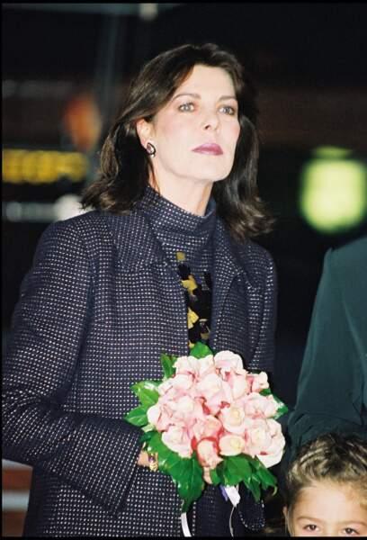 Vincent Lindon a ensuite vécu une histoire avec Caroline de Monaco