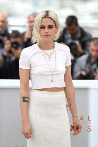 Les bras encrés de Kristen Stewart