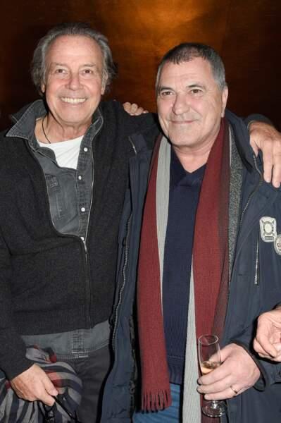 Michel Leeb et Jean-Marie Bigard