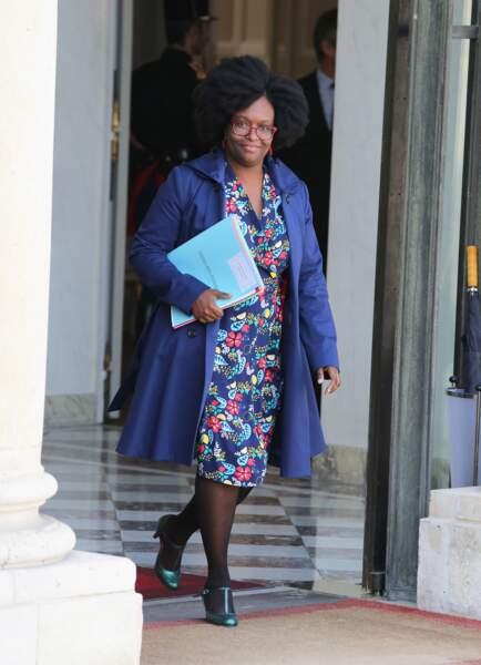 """Ce 1er avril,  Sibeth Ndiaye a demandé à être jugée sur ses propos, """"pas ceux qu'on lui prête"""""""