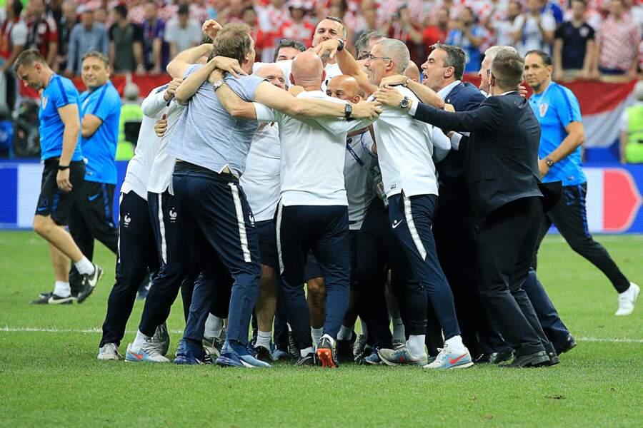 Les Bleus champions du monde
