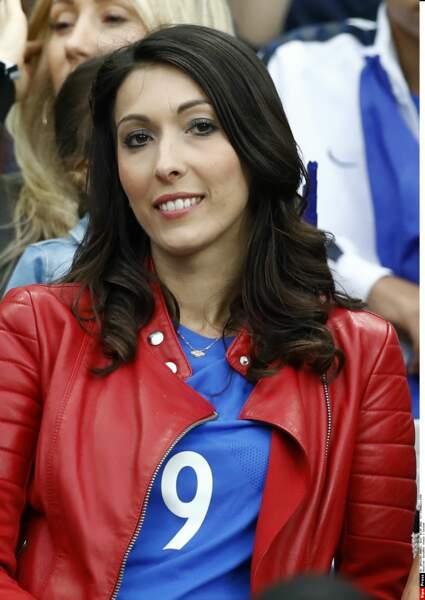 Jennifer  Giroud (femme Olivier Giroud Arsenal)