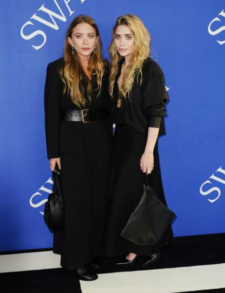 """Mary-Kate Olsen et Ashley Olsen, les jumelles de la série """"La fête à la maison"""" ont aujourd'hui 32 ans"""