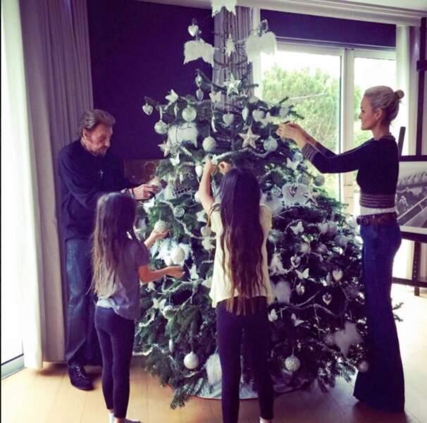 Un des derniers Noël en famille. 2015.