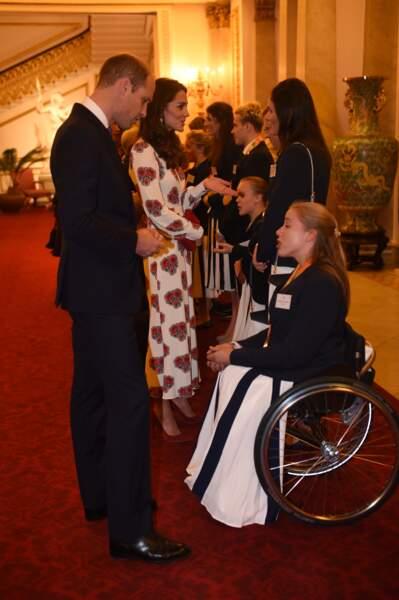 Le prince William, duc de Cambridge, et Kate Catherine Middleton, duchesse de Cambridge