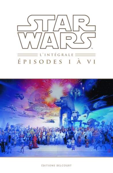 Star Wars l'intégrale épisodes 1 à 6