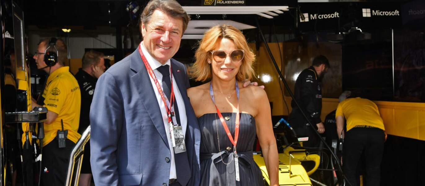 Lors du 76e Grand Prix de Formule 1 de Monaco, le couple était présent, ne ratant aucun évènement