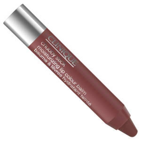 Clinique, Chubby Stick Baume à lèvres hydratant teinté, 20,95 € Sephora