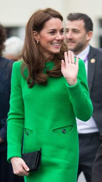 Mardi 5 février, Kate Middleton était attendue à l'école primaire Lavender à Londres