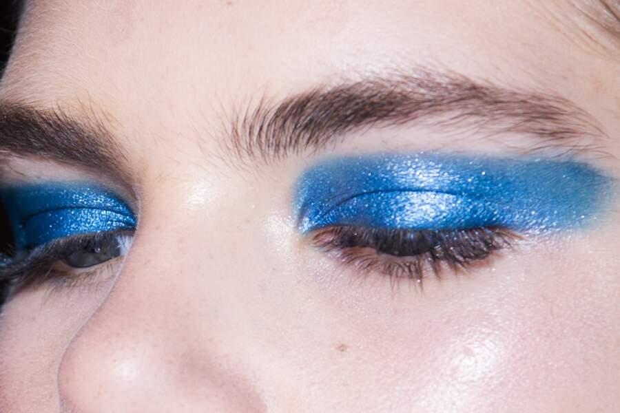 Focus sur le regard avec les couleurs ultrastrong de Victoria Beckham pour Estée Lauder