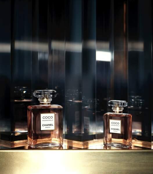 Nouveau flacon et nouveau parfum pour Coco Mademoiselle Eau de Parfum Intense,
