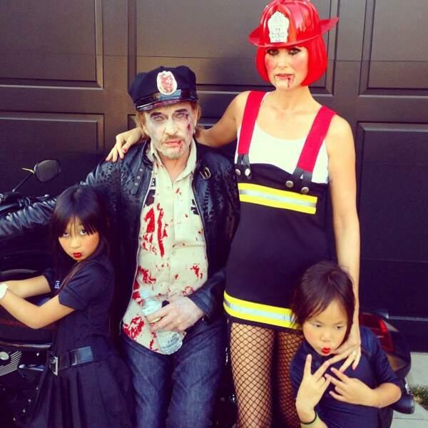 A Halloween, en octobre 2013