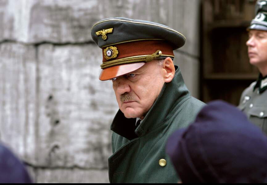 """L'une des interprétations les plus marquantes reste cependant celle de Bruno Ganz dans """"La Chute"""" en 2004"""