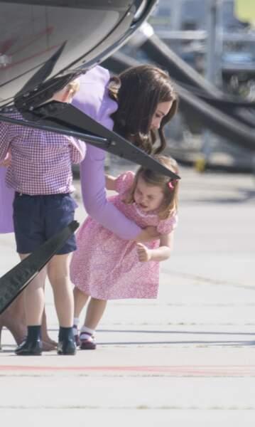 La turbulente princesse Charlotte