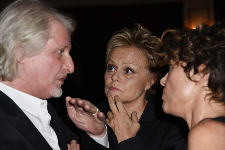 Comme Muriel Robin, Patrick Sébastien a rarement été consacré par le métier