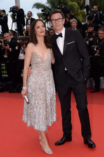 Bérenice Bejo et Michel Hazanavicius (2016)