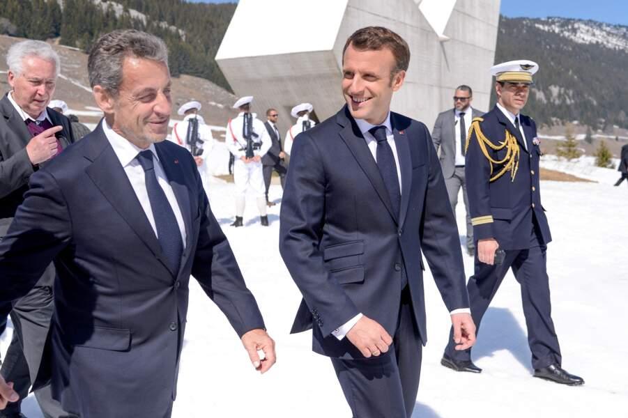 C'est en tout cas ce que l'ex Première dame avait déclaré au sujet de Nicolas Sarkozy, en décembre 2018