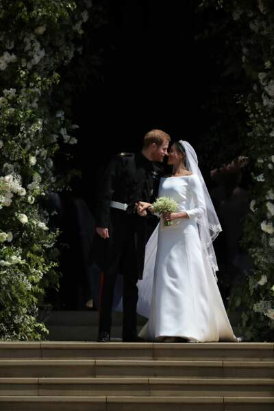 Le prince Harry et Meghan Markle très amoureux