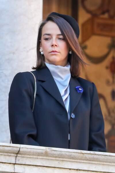 Même cheveux raides, même regard perçant pour Pauline Ducruet, la fille de Stéphanie de Monaco