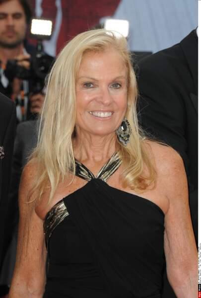 Jane D.Hartley, ambassadrice des Etats-Unis en France