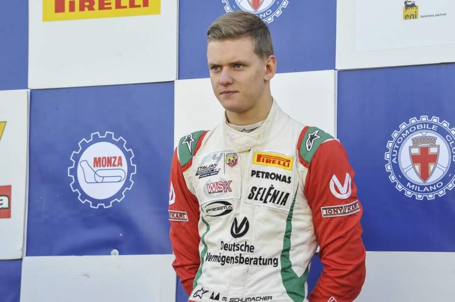 Mick Schumacher est en passe de devenir champion de F3