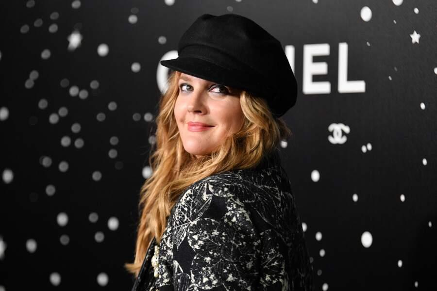 Drew Barrymore fêtera ses 44 ans le 22 février prochain