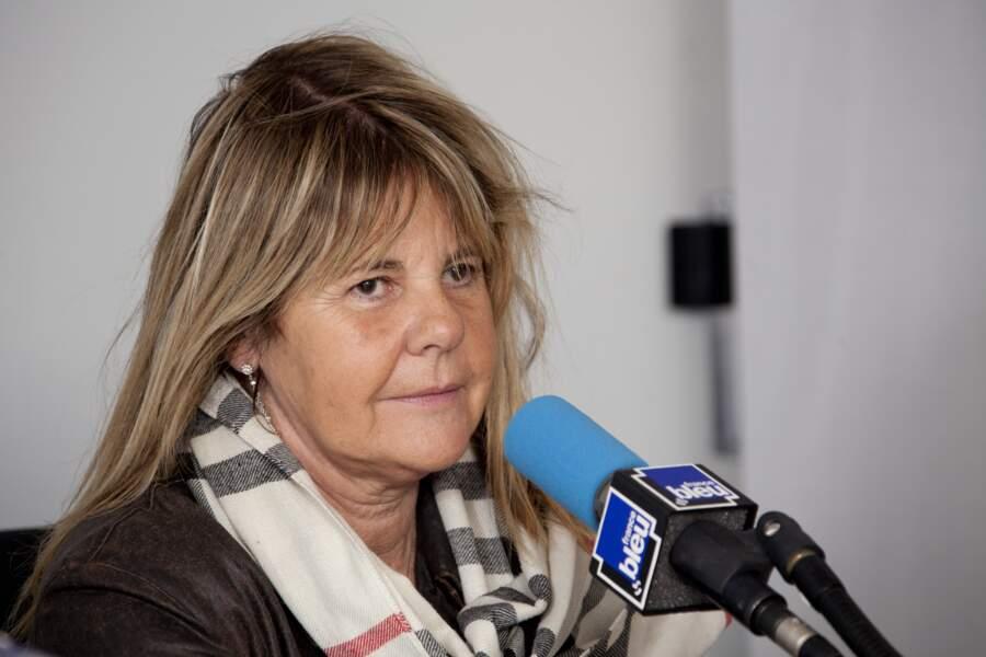 Dominique Cantien en 2012